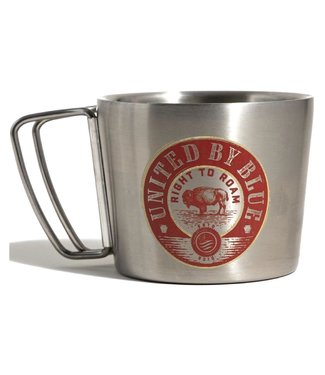United By Blue United By Blue Right To Roam Convertible Mug 12oz