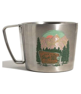 United By Blue United By Blue Pack It Out Convertible Mug 12oz