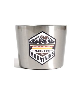 United By Blue United By Blue Made For Mountains Convertible Mug 12oz