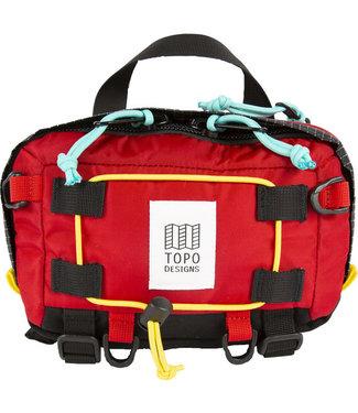 Topo Designs Topo Designs Subalpine Hip Pack