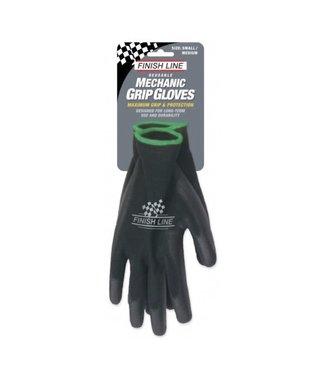 Finish Line USA Finish Line Mechanic Grip Gloves