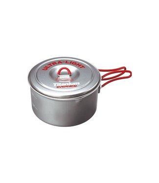 Evernew Evernew Titanium Ultra Light Cooker Pot 1.3L (Made In Japan)