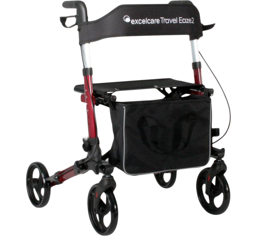 ExcelCare Travel Eaze 2 Rood