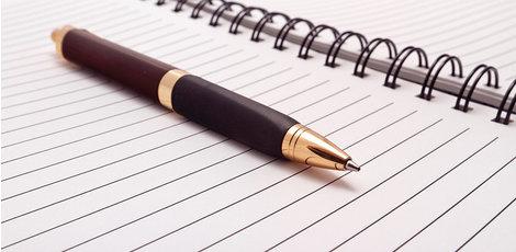 Schrijven is schrappen