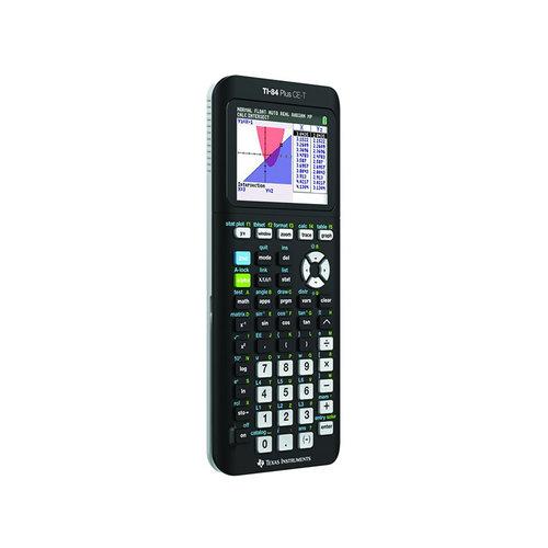 3M TI-84 Plus CE-T zwart