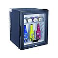HP Minibar-koelkast - 1 glazen deur - geluidsarm