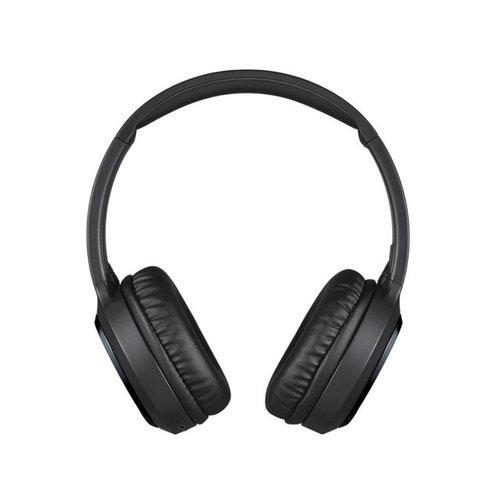 BiC T460BT - Draadloze on-ear koptelefoon - Zwart