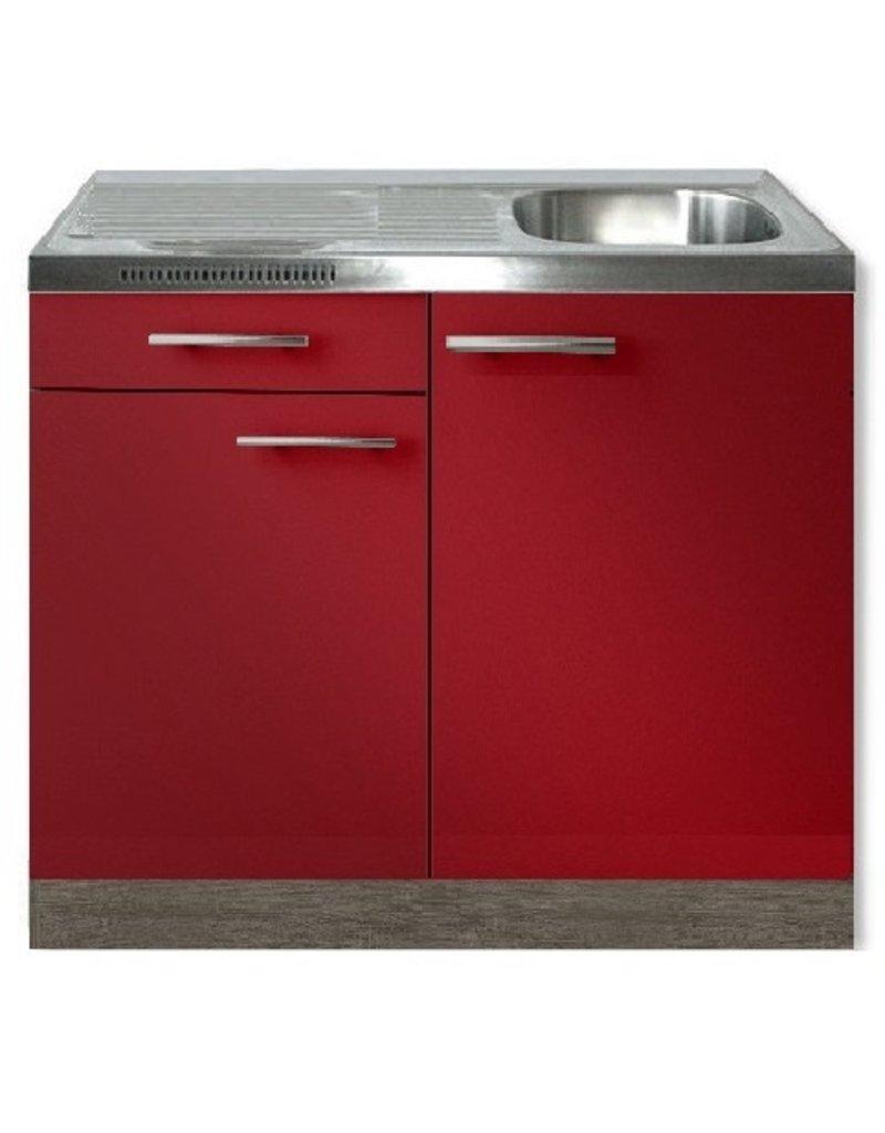 Keukenblok Imola 100 cm x 60 cm met een la KIT-3104