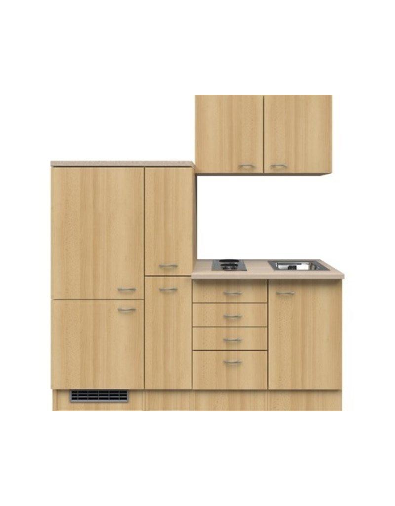 Kitchenette Beuk 190cm  KIT-3699