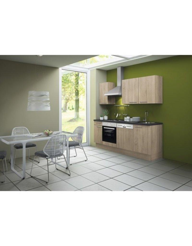 Keuken Lasse 210cm KIT-1300