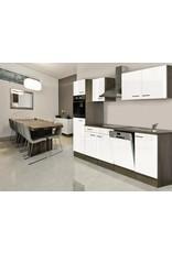 Keuken Compleet Wit 280cm HUS-1368