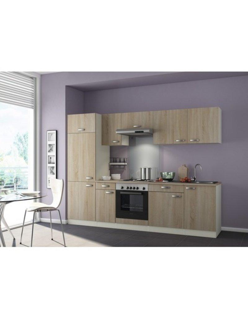 Keuken Padua 270cm  KIT-01199