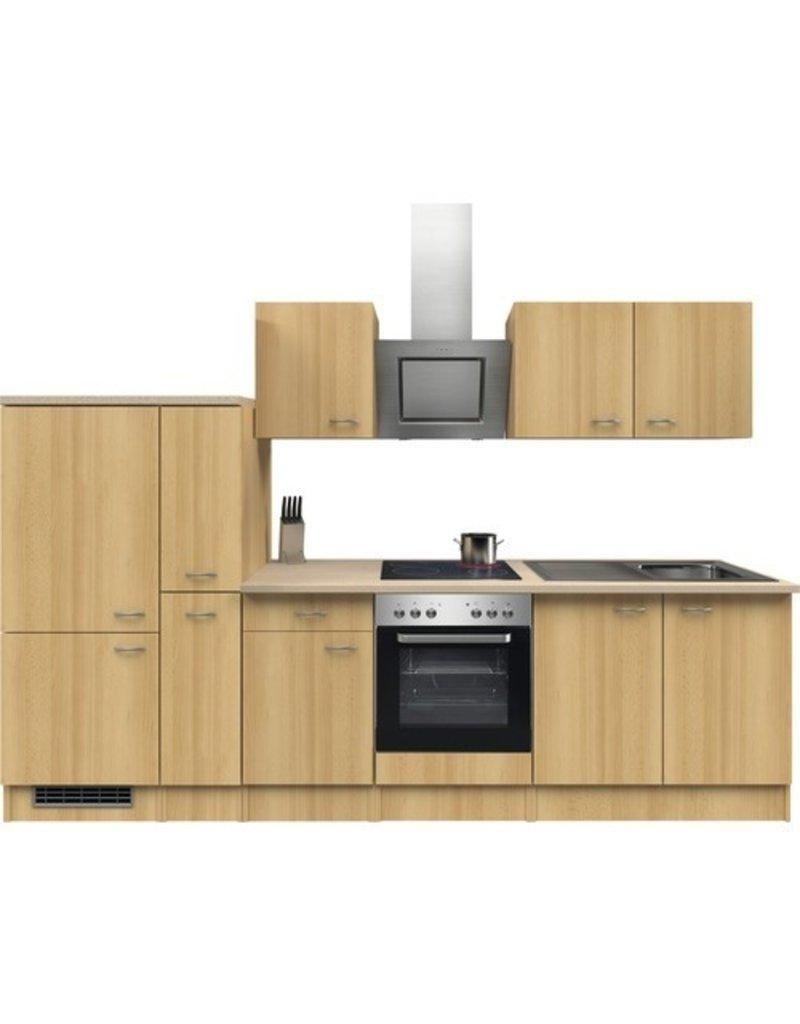 Keuken Compleet Beuken 300cm KIT-1149