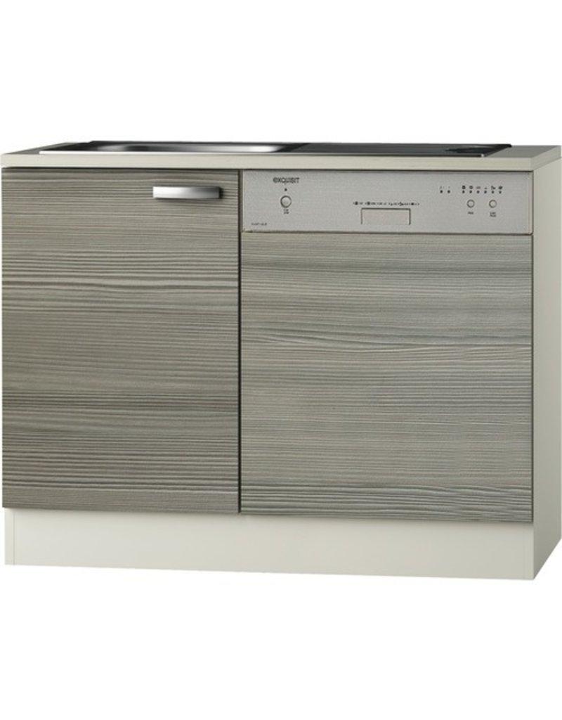 Keukenblok incl vaatwasser 110cm    KIT-1144