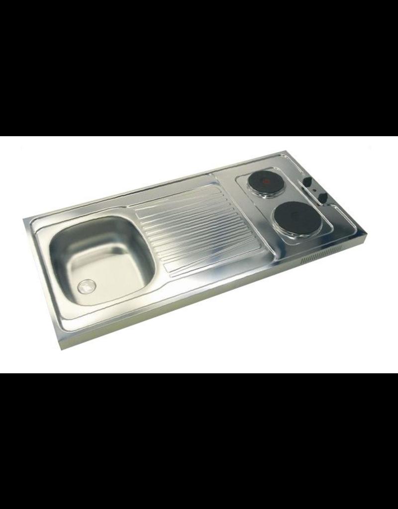 Keukenblok Faro 100cm KIT-2664