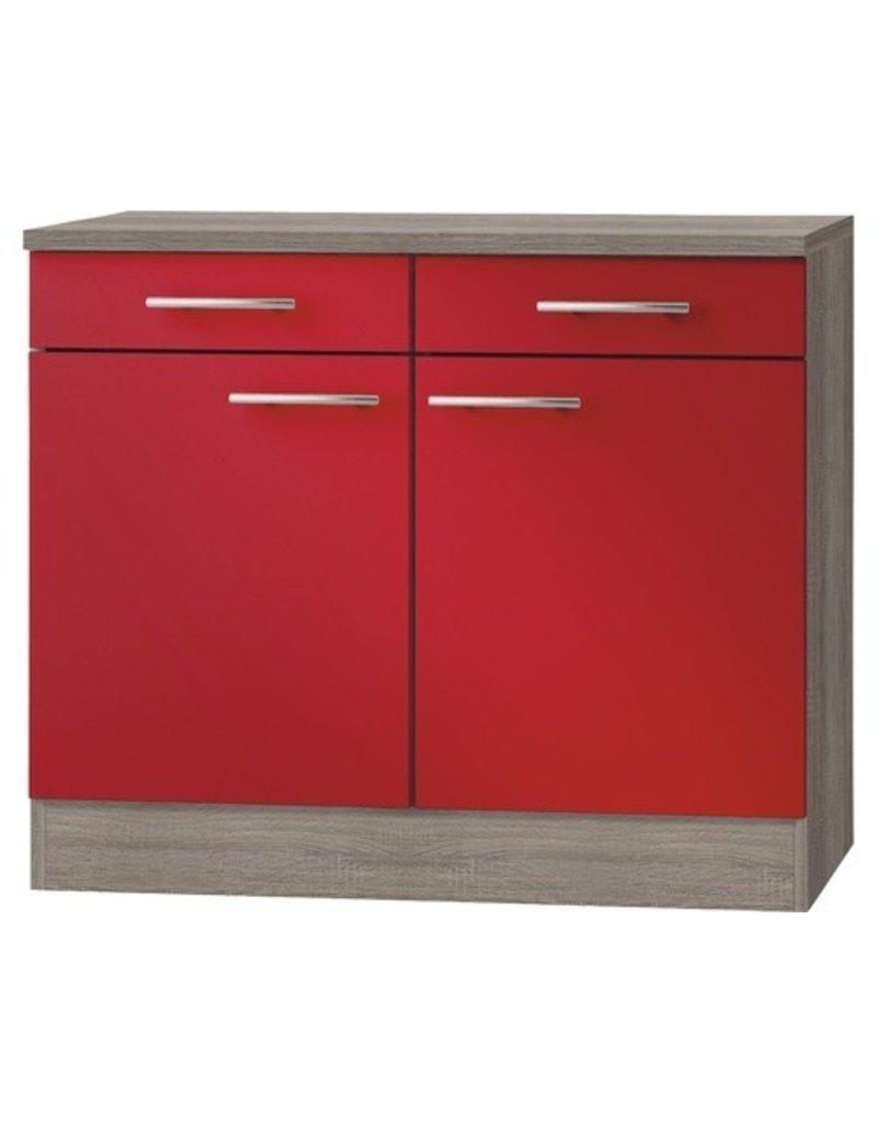 Keukenblok Imola 100cm KIT-1190