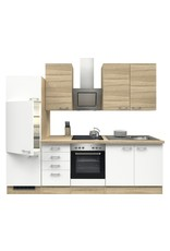 Keuken 270cm excl apparatuur KIT-1049