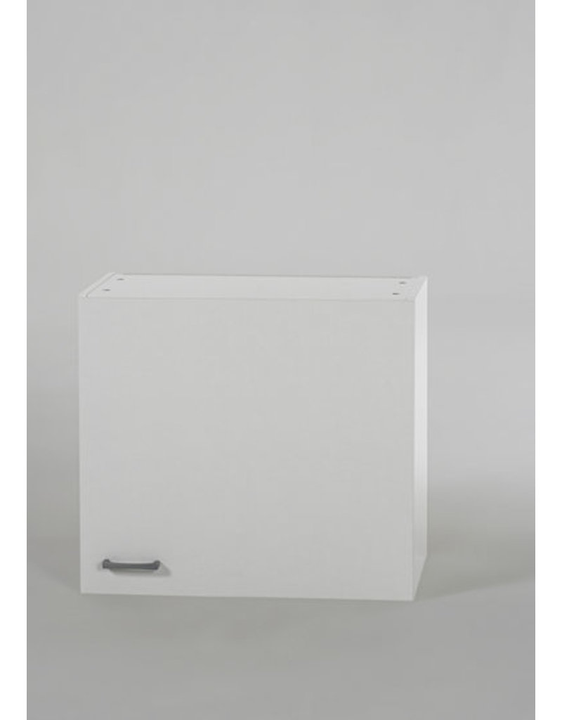 Bovenkast Klassiek 60 Wit 50cm x 35 cm O500-6-KIT-19