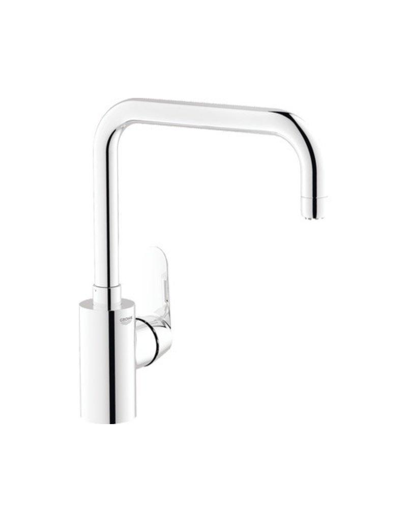 Design Keuken Mengkraan Chrome KIT-170