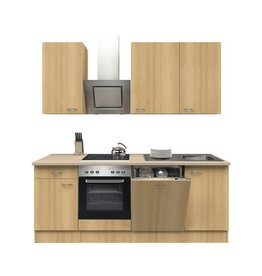 Kitchenette beuk 220cm KIT-01099