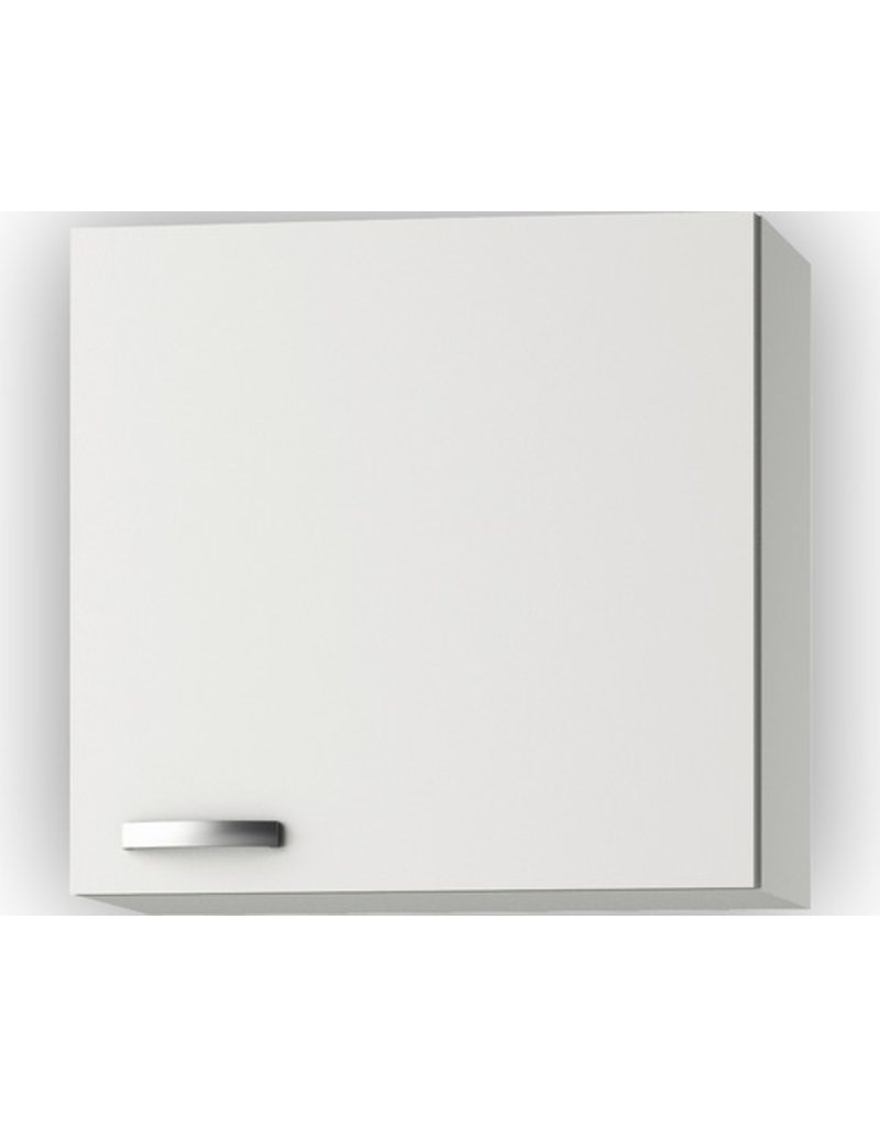 Wandkast Lagos White Glans (BxHxD) 60 x 57,6 x 34,6 cm KIT-141