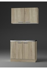Keukenblok Neapel 100cm KIT-104
