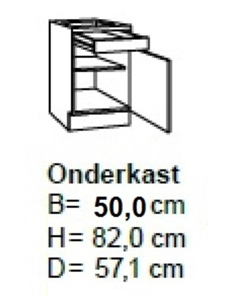 Onderkast 50cm UO306-9