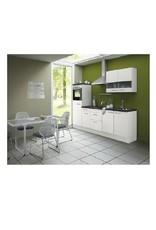 Keuken Bengt, wit 270cm White incl. Inbouwapparatuur KIT-11599
