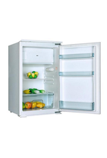 Keukenblok Neapel incl e-kookplaat en koelkast 100CM KIT-5286