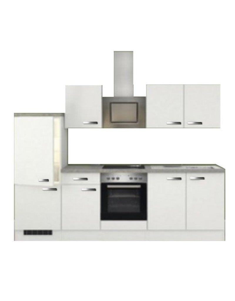 Keuken 270cm incl apparatuur KIT-1049