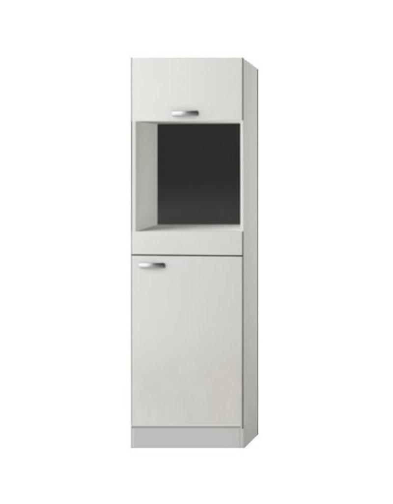 Hogekast Inbouw Oven Lagos White Glans Bxhxd 60 X 2068 X 571 Cm Homk660 9