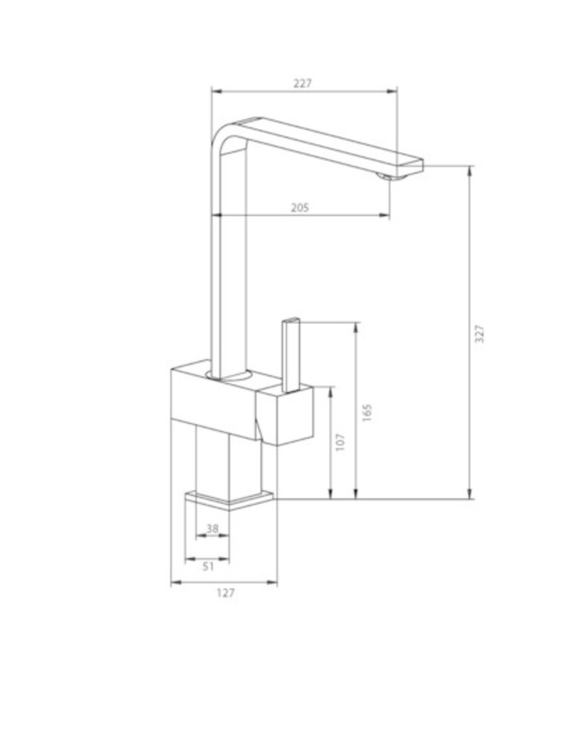 FROG MET HOGE UITLOOP KIT-55023