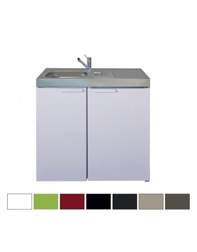 MK 90 Wit met koelkast KIT-9510