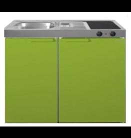 MK 90 Groen met koelkast  KIT-9511