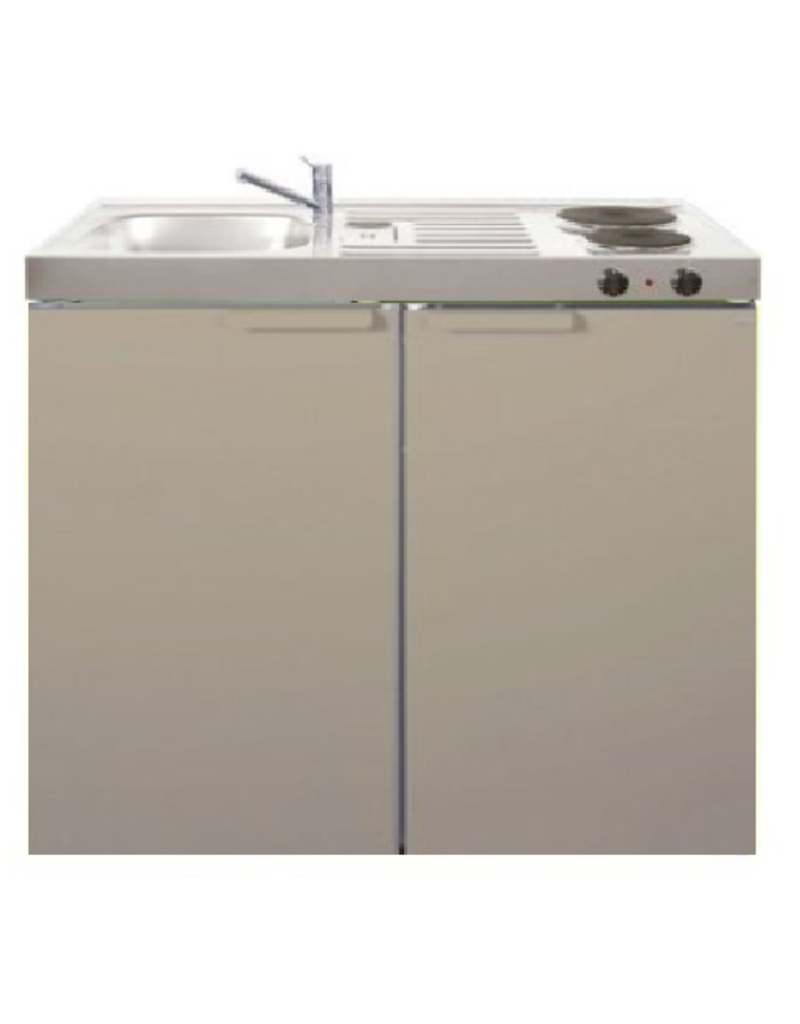 MK 100 Zand met koelkast  KIT-9526