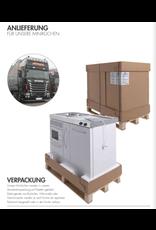 MPM 100 Zand met koelkast en magnetron KIT-9517