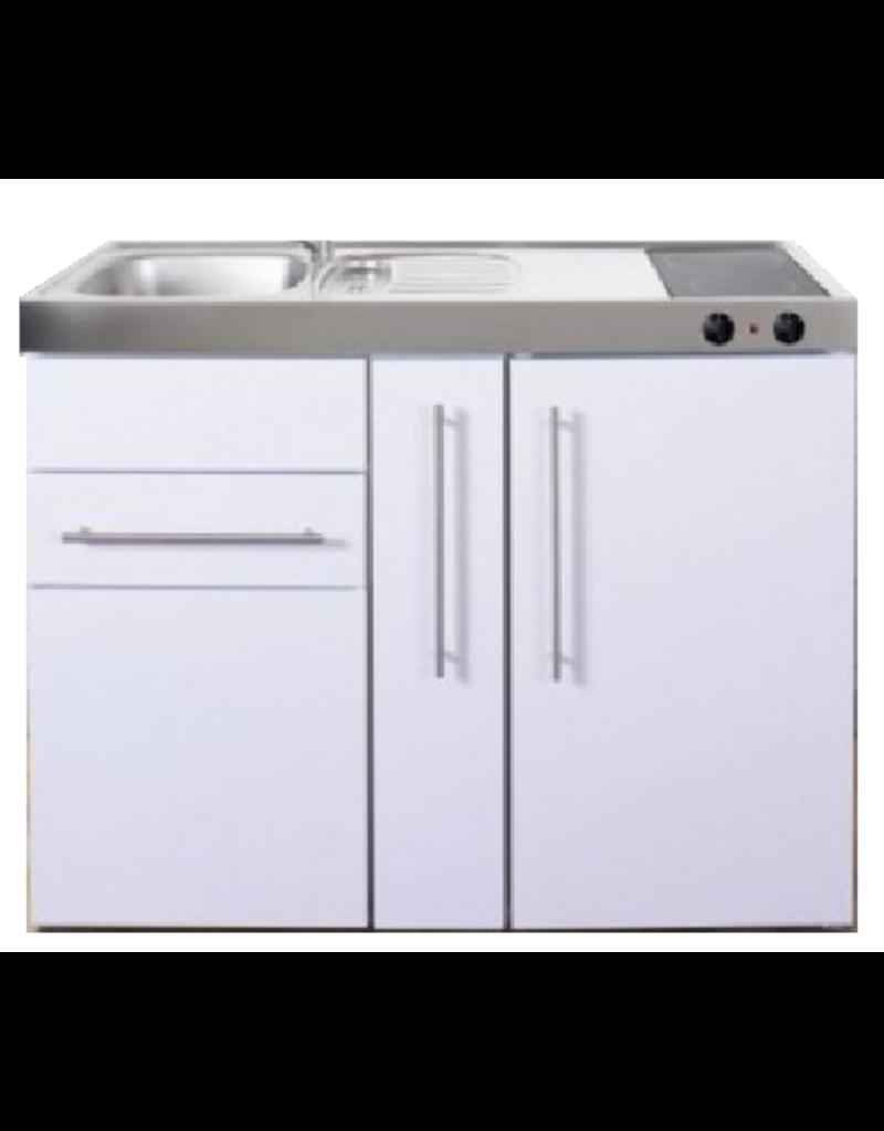 MP 120A Wit met apothekers la en koelkast KIT-9512