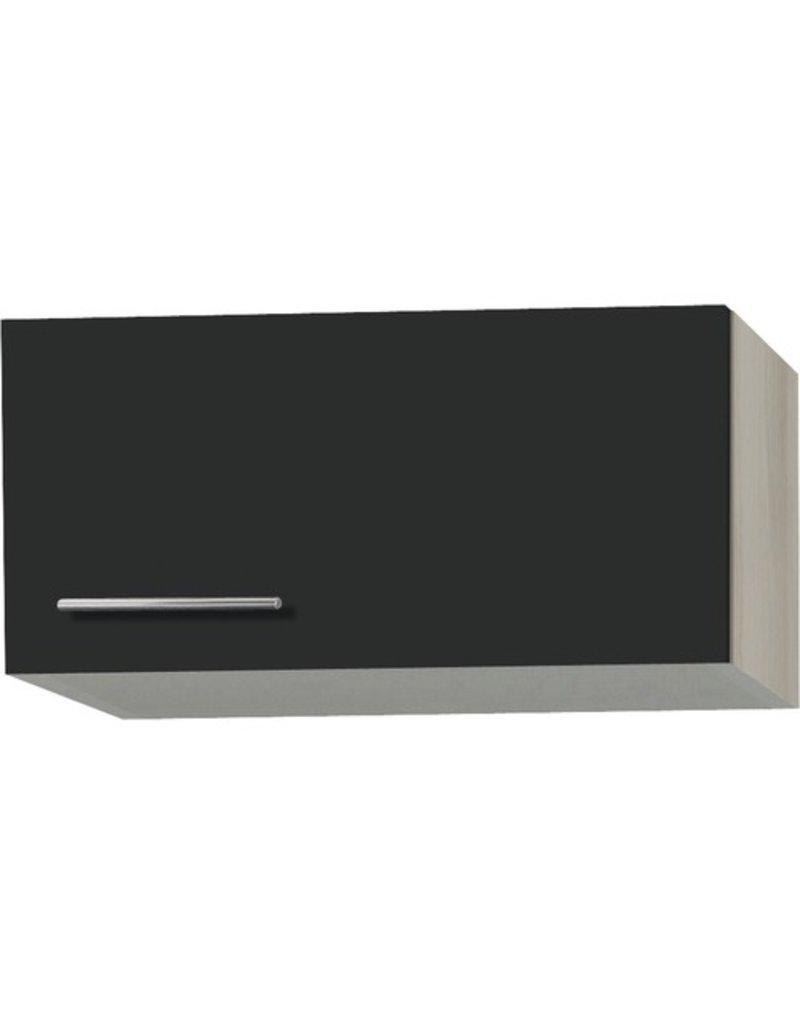 Wandkast Antraciet hoogglans 60,0x44,8x58,4 cm KIT-33091