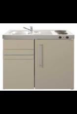 MK 90 Zand met koelkast en een la KIT-9515
