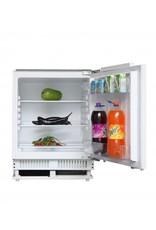 Kitchenette 100cm  Houtnerf incl mini inbouw koelkast KIT-2253