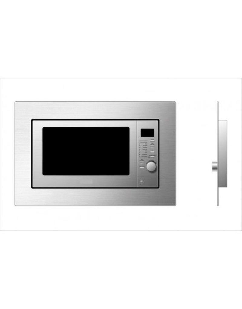 Kitchenette Antraciet 100cm met onderbouw magnetron KIT-0204