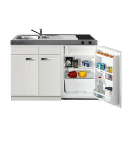 Pantry keuken 120cm x 60cm met keramische kookplaat KIT-5644