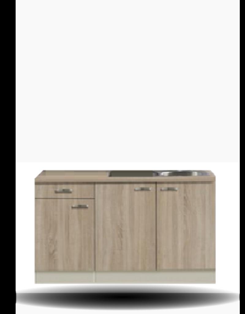 Kitchenette Houtnerf 150cm  KIT-0325