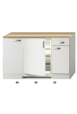 Kitchenette 120 CM incl koelkast KIT-2252