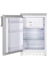Kitchenette Faro Antraciet 130cm met koelkast KIT-133