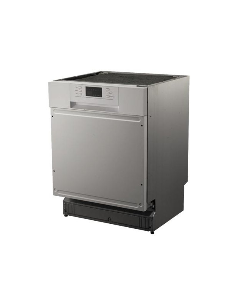 minikeuken + kookplaat + vaatwasser + koelkast 180cm KIT-1002