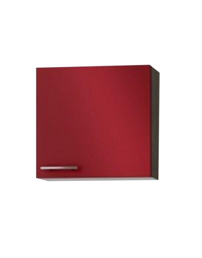 Wandkast Imola signaal rood (BxHxD) 40 x 57,6 x 34,6 cm KIT-521