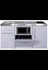 MPGSM 160 Wit met koelkast, vaatwasser en magnetron  KIT-981