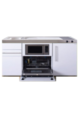 MPGSM 150 Wit met vaatwasser, koelkast en magnetron KIT-929