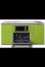 MPGSM 150 Groen met vaatwasser, koelkast en magnetron KIT-927